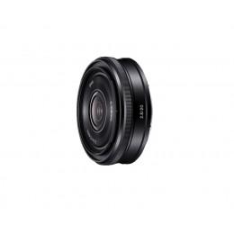 Objektiv serije E SONY SEL-20F28 širokokotni 20mm f2,8