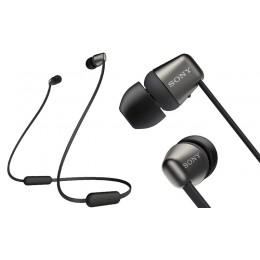 Slušalke SONY WIC-310B Bluetooth - črne