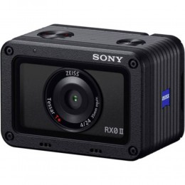 Vodotesen digitalni fotoaparat SONY DSC-RX0 II