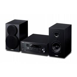 Yamaha MCR-N470D glasbeni stolp - črna