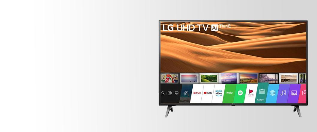 LED TV LG 43UN7000