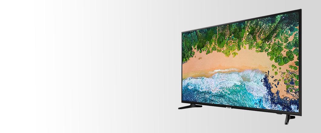 Led tv Samsung ue55nu7022
