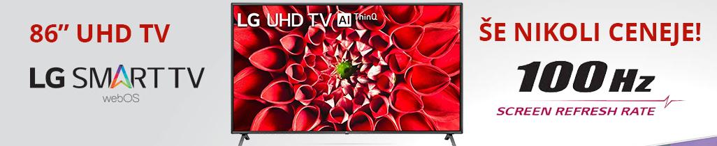 LED TV LG 86UN85006 po super ceni!