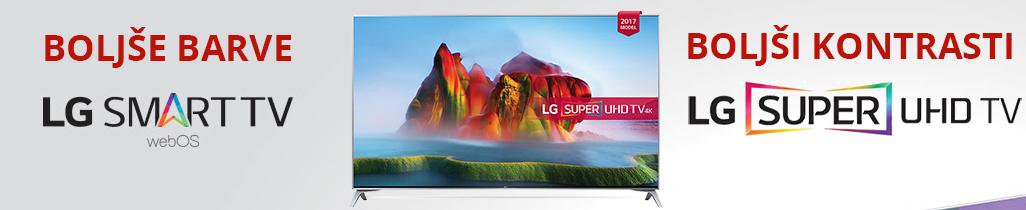 LG SUHD TV