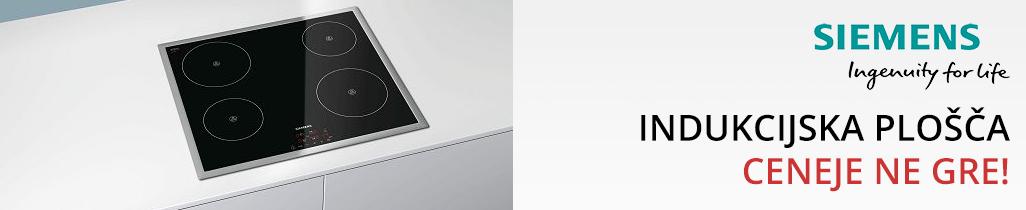 Indukcijska plošča Siemens